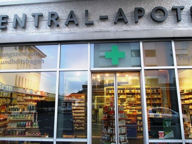 Servicio de mensajería para farmacias